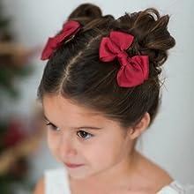 bow headbands for girls