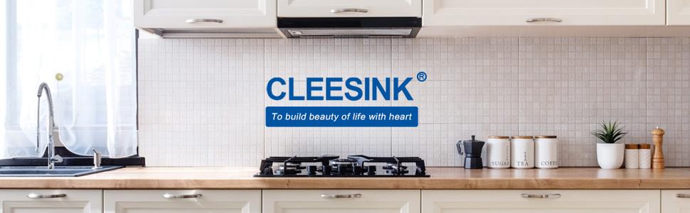 CLEESINK air switch kit for garbage disposal