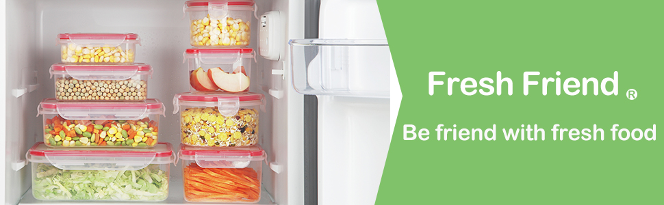 fresh friend food storage containers