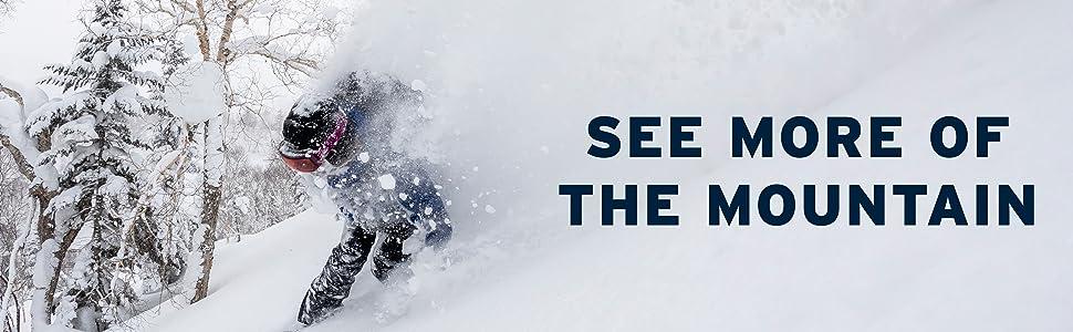 snow goggles, ski goggles, snowboard goggles, zeal optics, zeal optics portal, snow goggles women