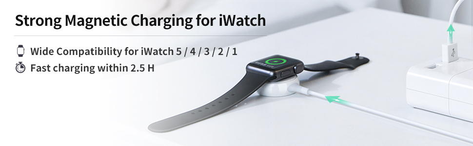Phone Watch Cable