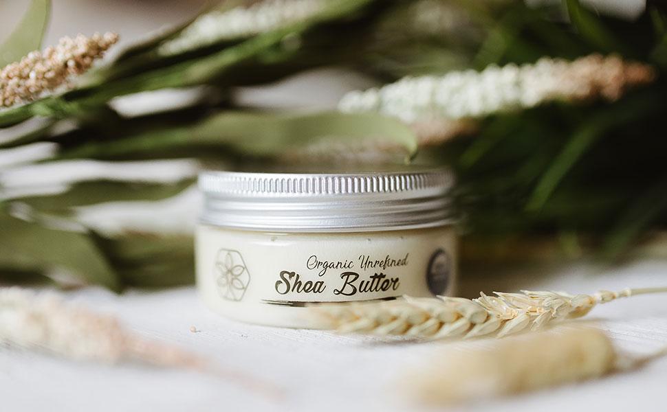 Organic Shea Butter USDA Certified