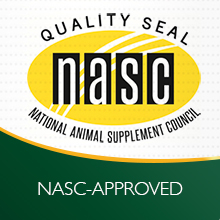 Ocu-GLO is Proudly Endorsed by The National Animal Supplement Council (NASC)
