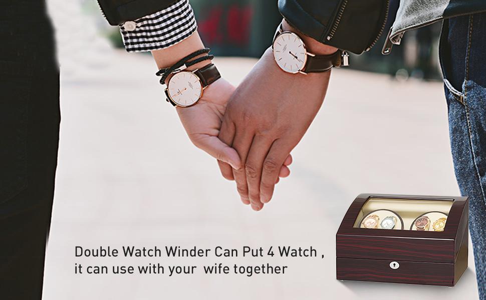 4 watch winner