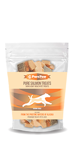 Salmon Treats for Dogs and Cats