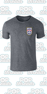 USA Soccer Crest Womens Team Men Rapinoe 2020 Graphic Tee T-Shirt for Men