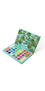 Tropical Eyeshadow Palette