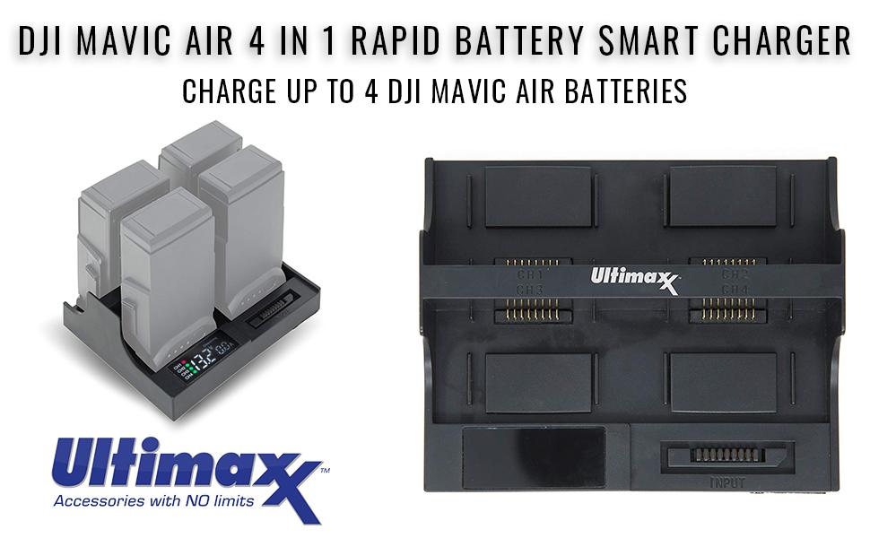 Mavic air hub charger
