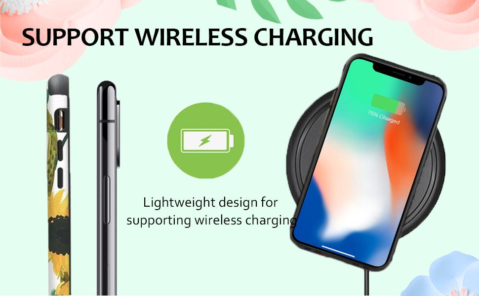 Wereless charging