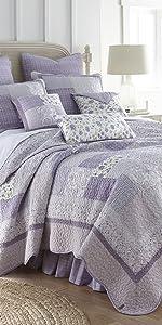 Lavender Rose, Donna Sharp