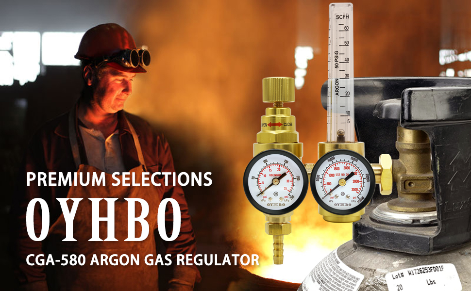 OYHBO Gas Regulator