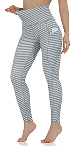 ODODOS high waist yoga leggings with out pockets