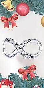 infinity charms