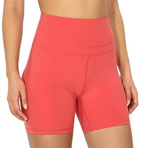 ODODOS High Rise Yoga Shorts