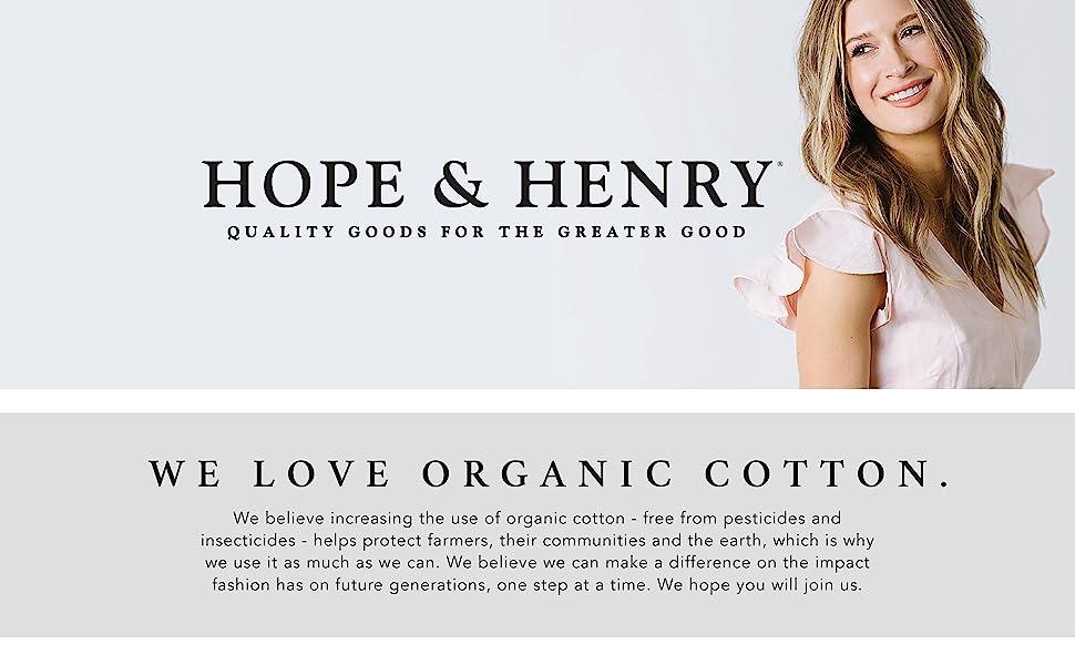 Hope Henry organic cotton women girl teen adult dress a-line summer spring seersucker pink blue