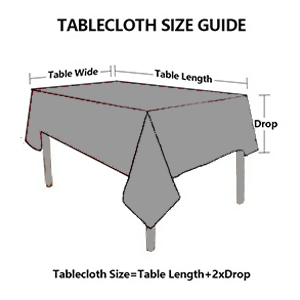 table size care
