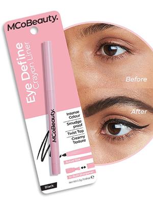 water resistant eye define crayon