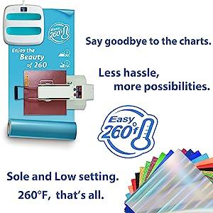 Easy260 Low temperature