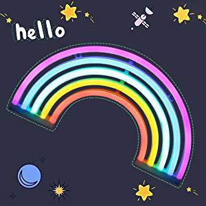 XIYUNTE LED Rainbow Night Lights