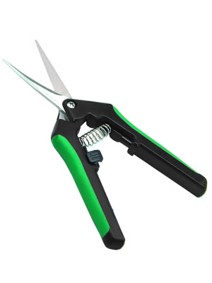 curved blades scissors