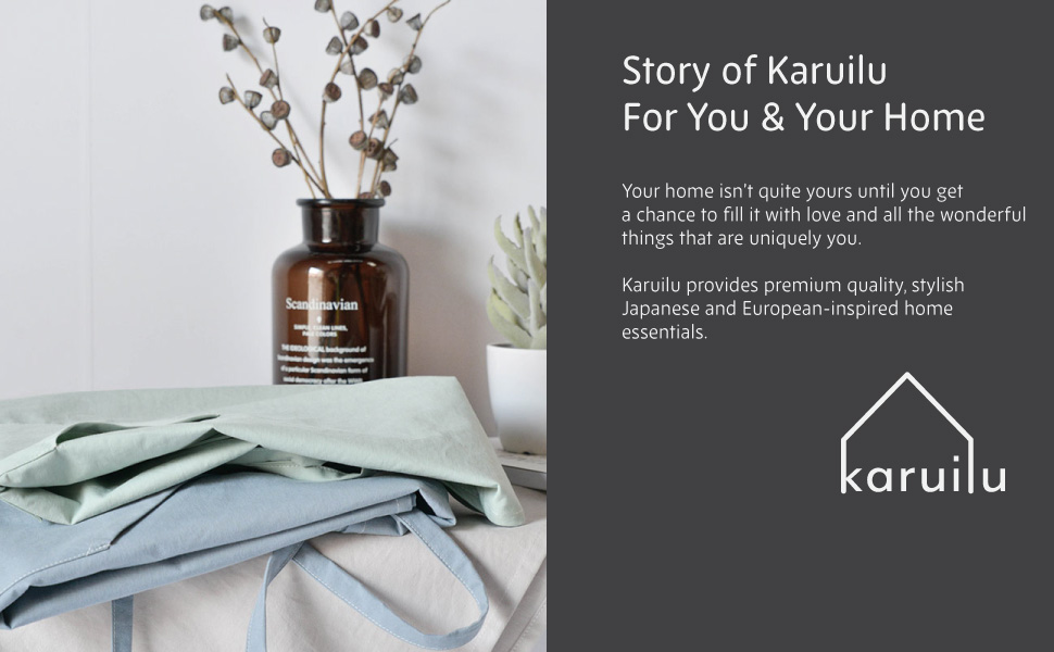 Story of Karuilu. For you and your home