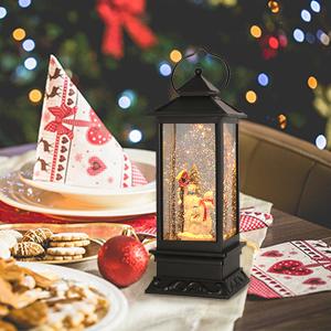 Christmas Music Lantern