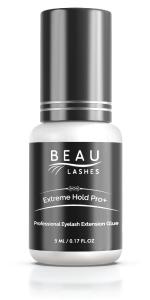 Beau Lashes Professional Eyelash Extension Glue Adhesive Extreme Hold Pro+