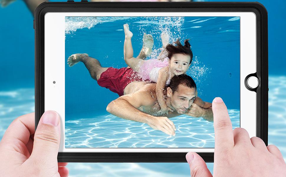 Waterproof case for Apple iPad mini 4