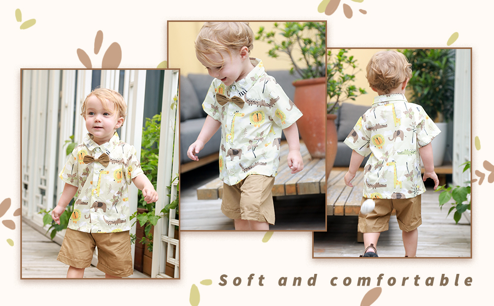 Baby Boy Summer Clothes