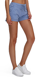 """4""""  Workout Shorts for Women"""