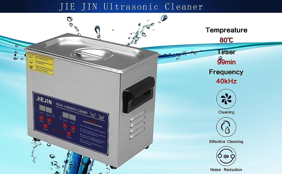Jie Jin Ultrasonic Cleaner