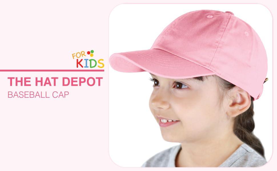 Baseball hat_kids
