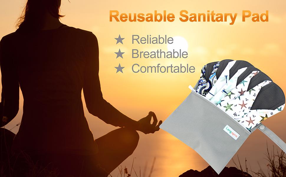 reusable sanitary pad