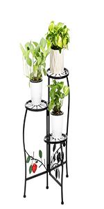 3-tier flower pot stand