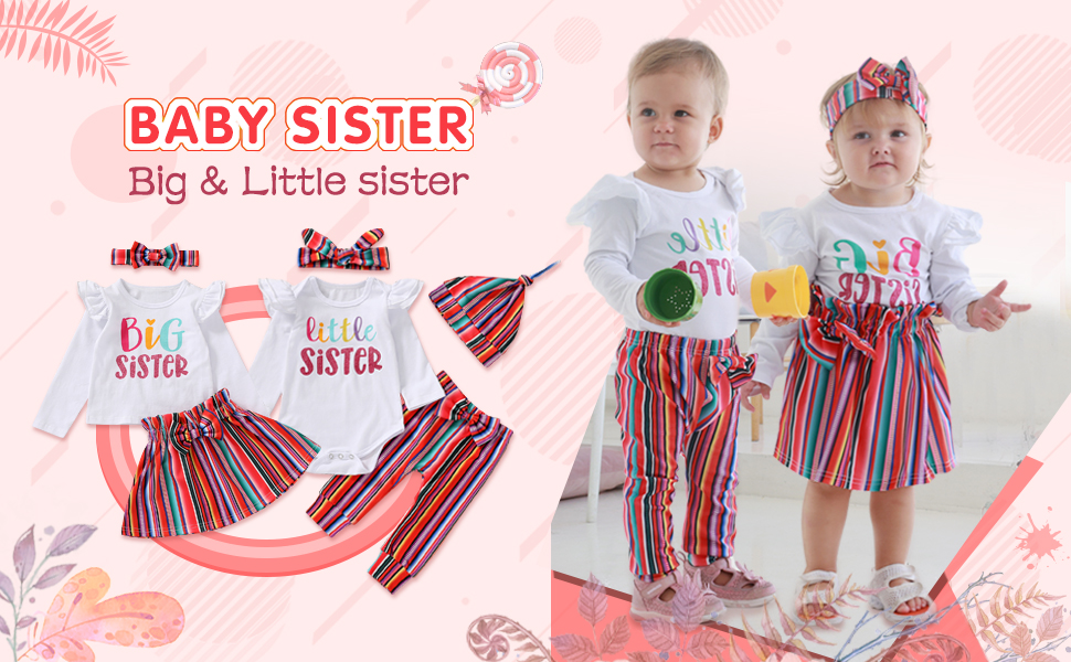 baby girl rainbow outfits