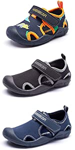 boy toddler water shoes uniex