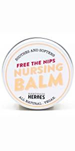 amazon handmade heroes nipple cream lanolin free vegan motherlove  earth mama moisturizer