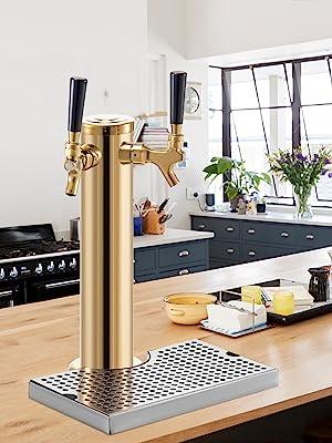 1 faucet beer tower