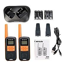 noaa walkie talkies for adults