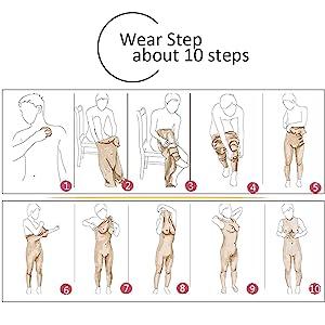 wear step
