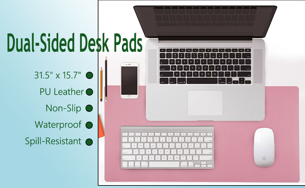 dual side desk pads