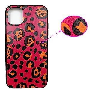 Leopard Print iPhone 11 case 5
