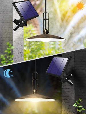 Solar Pendant lights