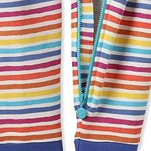 organic cotton zip onesie fleece baby toddler snuggle suit warm spring autumn winter hoodie