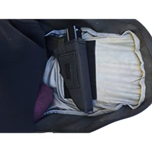 Kohroo Holster in your backpack
