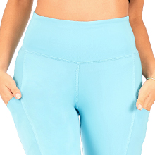 High Waist Leggings with Pockets for Women