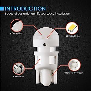 interior led lights for cars 194 led interior dome lights side marker light bulb 168 light bulb atuo