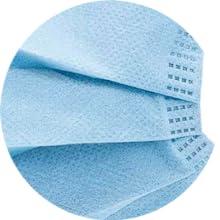 Shingle pleat design