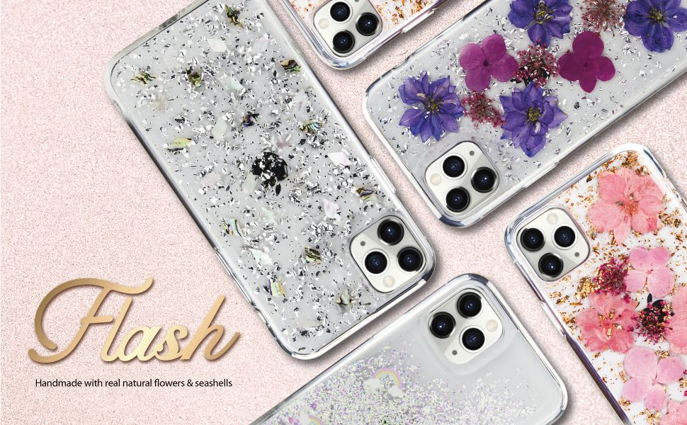 Case compatible with iPhone 11, iPhone 11 Pro & iPhone 11 Pro Max released in  2019 | FLASH