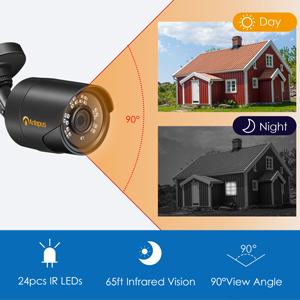 Day & Night monitoring